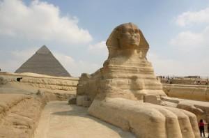Сфинкс. Экскурсия в Каир