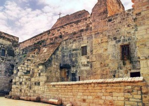 Экскурсия из Табы в Иерусалим - Петру